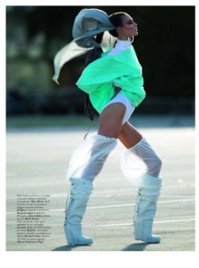 vogue paris on the run2